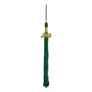 Hunter Middle School Tassel