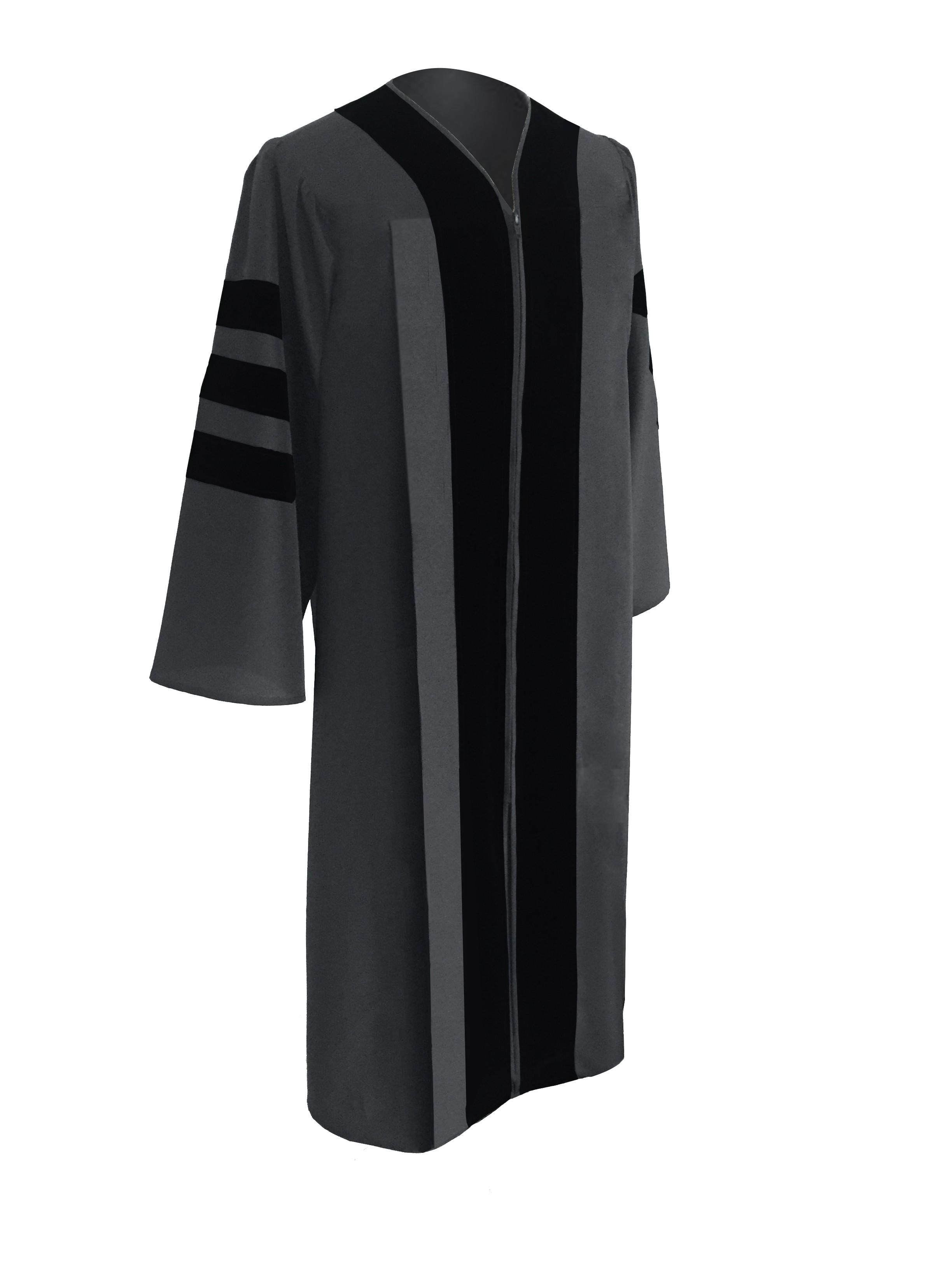 Classic Doctoral Graduation Gown | Gradshop
