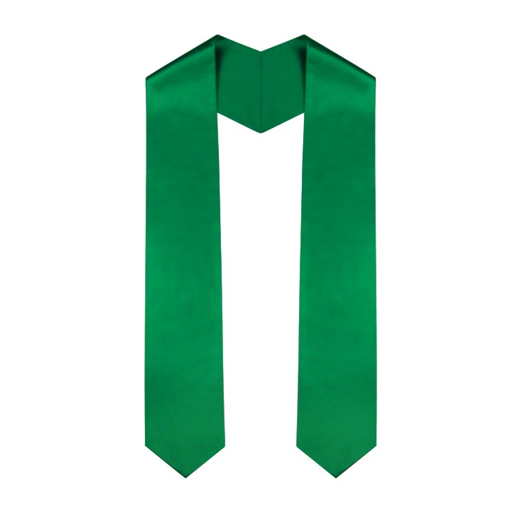 official photos 3576f 129f5 Green Elementary Stole