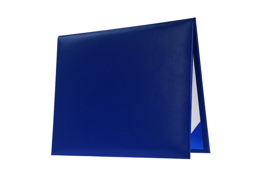 royal blue college diploma cover gradshop royal blue college diploma cover