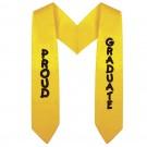 Gold Preschool Stole