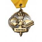 Valedictorian Middle School Medal