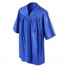 Royal Blue Preschool Gown