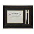 Tassel and Diploma Frame