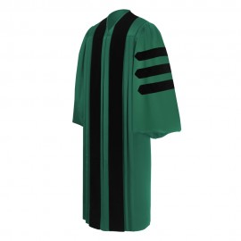 Custom Doctorate Gown