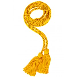Gold Middle School Honor Cord