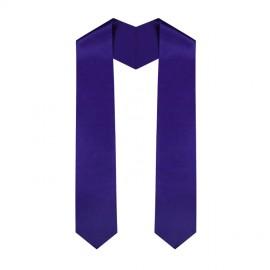 Purple Elementary Stole