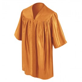 Orange Kindergarten Gown