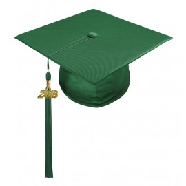 Hunter Kindergarten Cap & Tassel