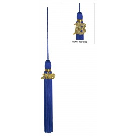 Royal Blue Jumbo Tassel