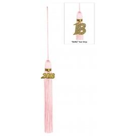 Pink Jumbo Tassel