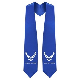Air Force Graduation Stole