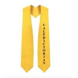 Gold Elementary Valedictorian Stole