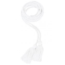White High School Honor Cord