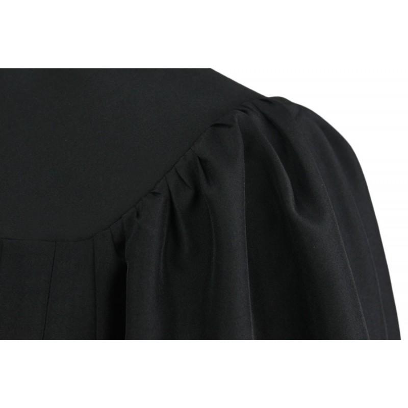 Eco-Friendly Black Middle School Gown | Gradshop