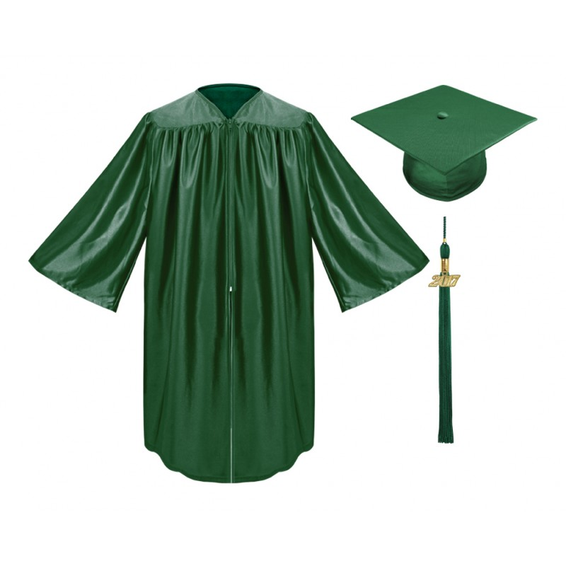 Hunter Preschool Cap, Gown & Tassel | Gradshop