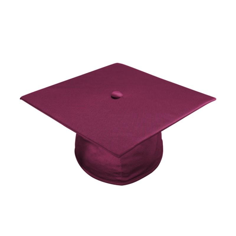 Maroon Kindergarten Cap Gown Tassel Gradshop