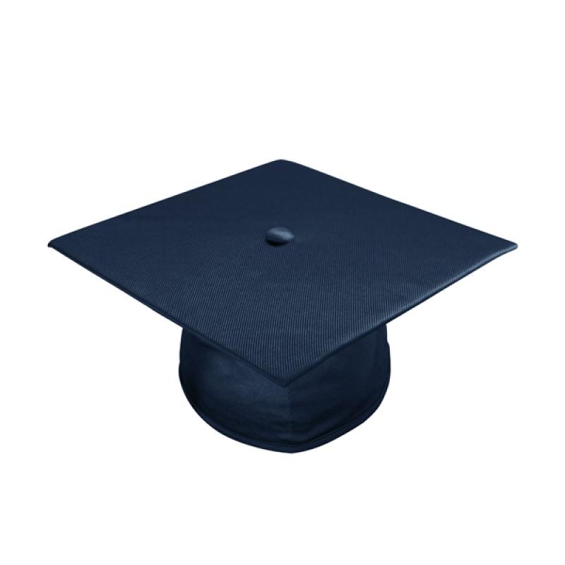 Navy Blue Kindergarten Cap, Gown & Tassel | Gradshop