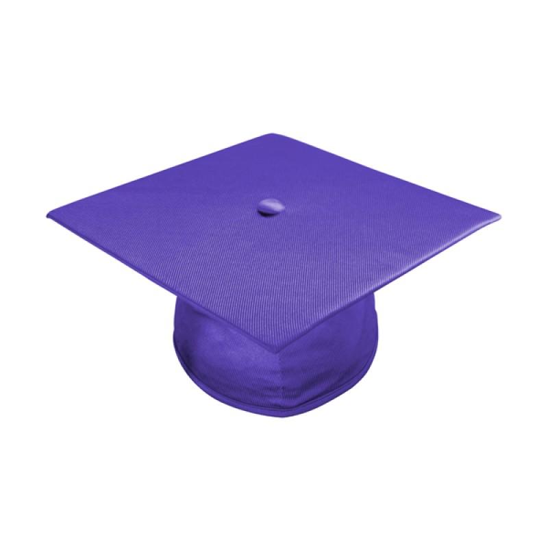Purple Kindergarten Cap, Gown & Tassel | Gradshop