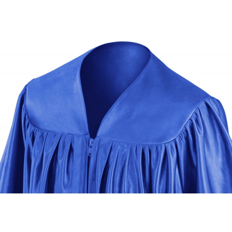 Royal Blue Kindergarten Gown | Gradshop
