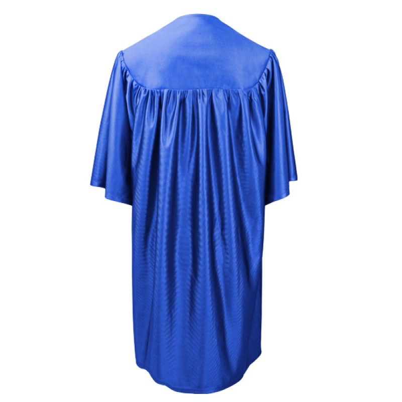 Royal Blue Preschool Gown | Gradshop
