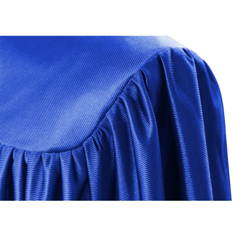 Royal Blue Kindergarten Cap, Gown & Tassel | Gradshop