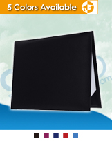 Blank Graduation Diploma Covers