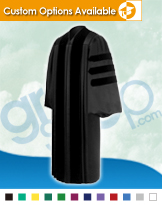 Doctoral Academic Gowns