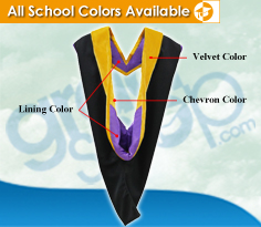 Buy Academic Graduation Hoods Hoods Gradshop