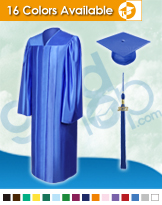Affordable Graduation Cap and Gown Packages | Gradshop