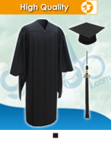 Master Degree Caps & Gowns