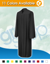Bachelor Graduation Gowns