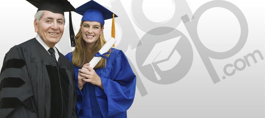 Academic Regalia, Doctoral Tam, Masters Hoods | Gradshop