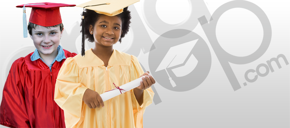 Elementary graduation products
