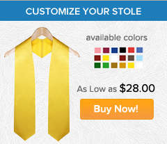 Customize Your Stole