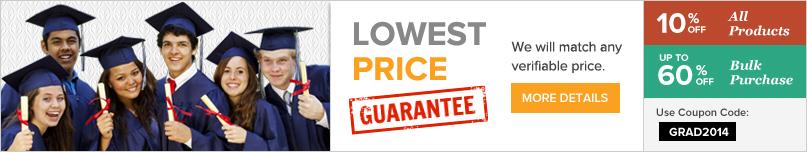 Affordable Graduation Cap and Gown Packages | Gradshop