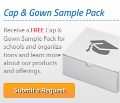 Cap & Gown Sample Pack