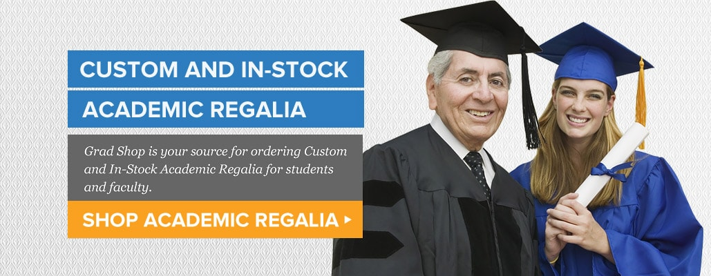 SHOP ACADEMIC REGALIA