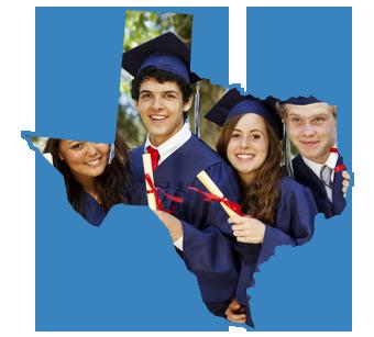 El Paso, Texas Graduation Caps and Gowns